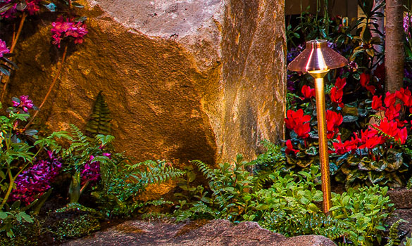 Landscape Lighting Mount Vernon WA